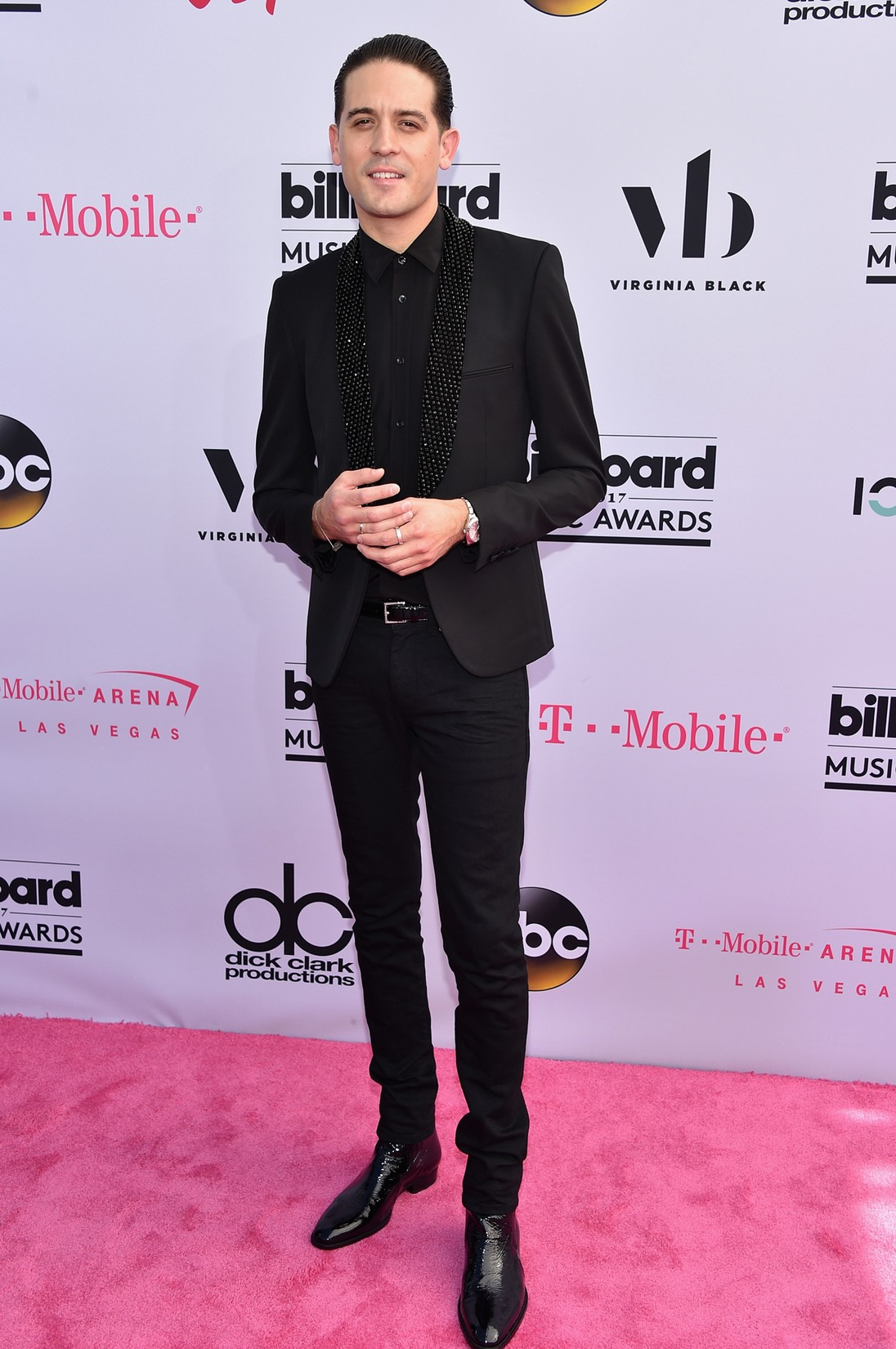 G-Eazy attends the 2017 Billboard Music Awards at T-Mobile Arena on May 21, 2017 in Las Vegas.