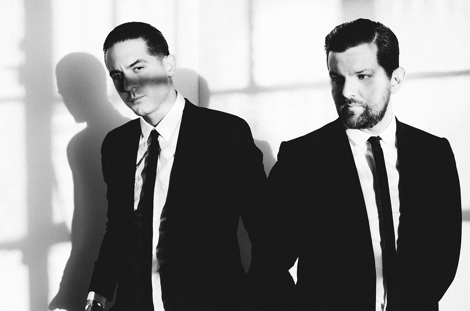 G-Eazy and Dillon Francis