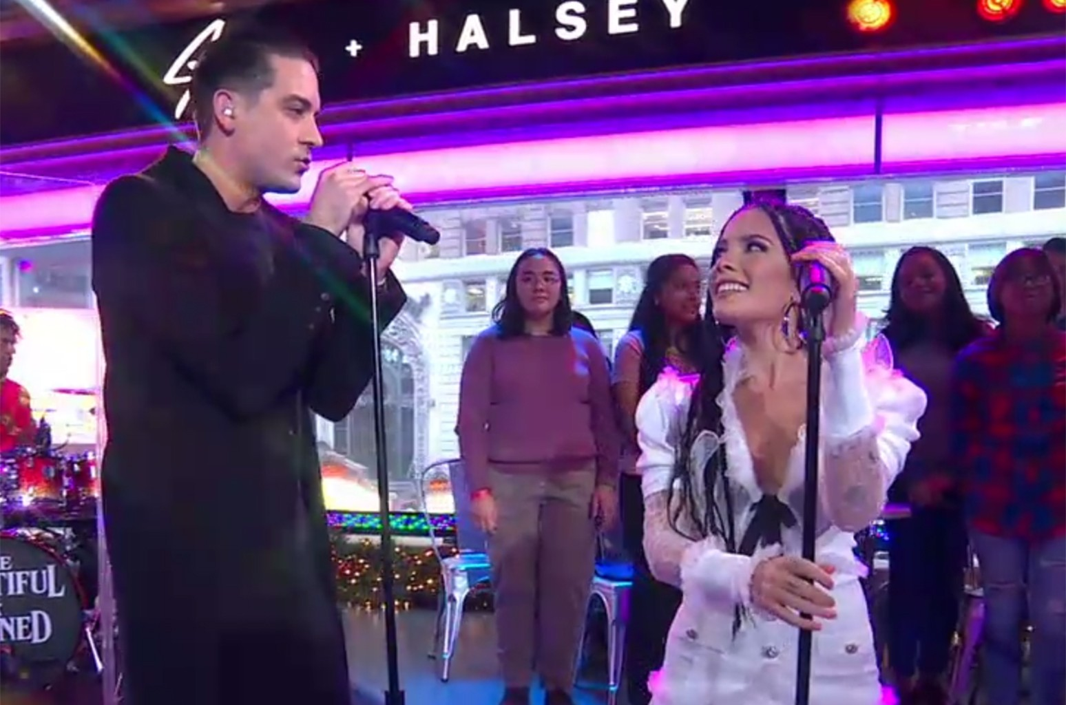 G-Eazy and Halsey