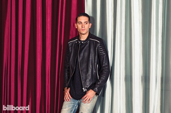 G-Eazy on May 23