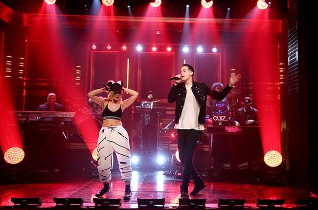 G-Eazy Tonight Show Starring Jimmy Fallon