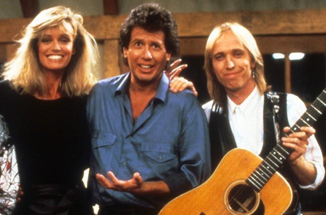 Garry Shandling Tom Petty