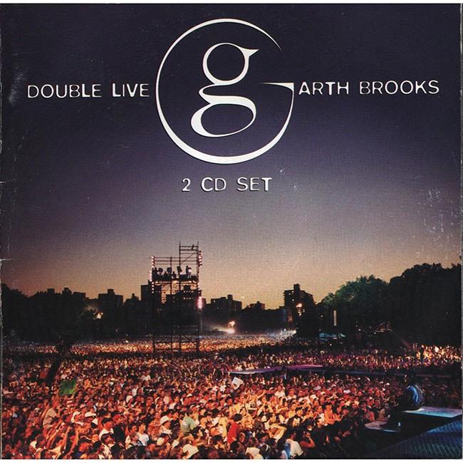 Garth Brooks, 'Double Live' (1998)