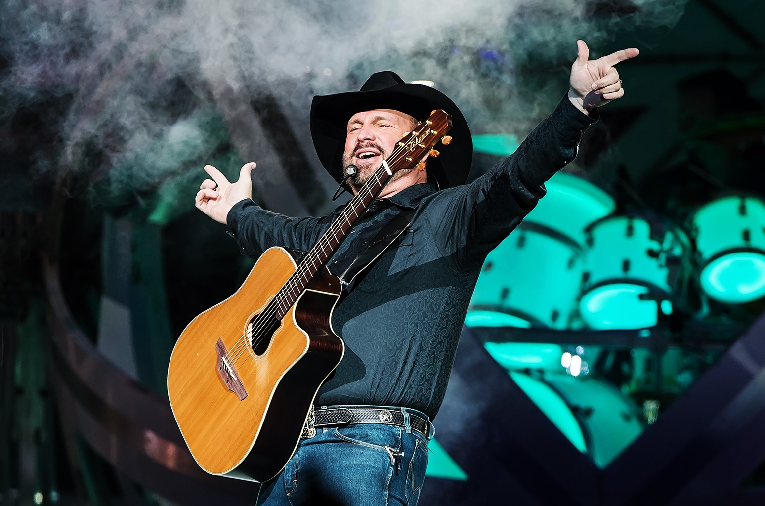 Garth Brooks, 2017