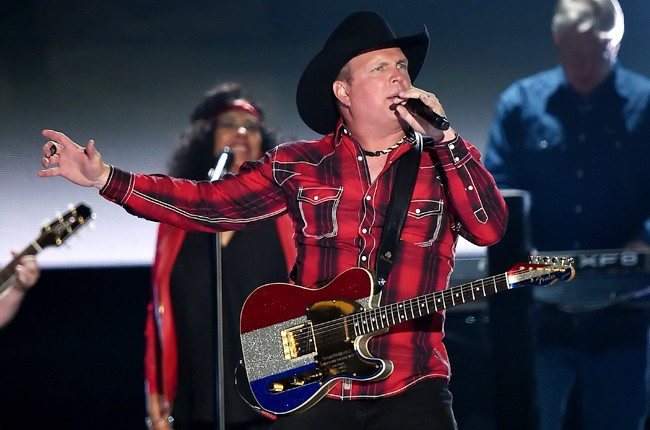 garth brooks acm awards 2015