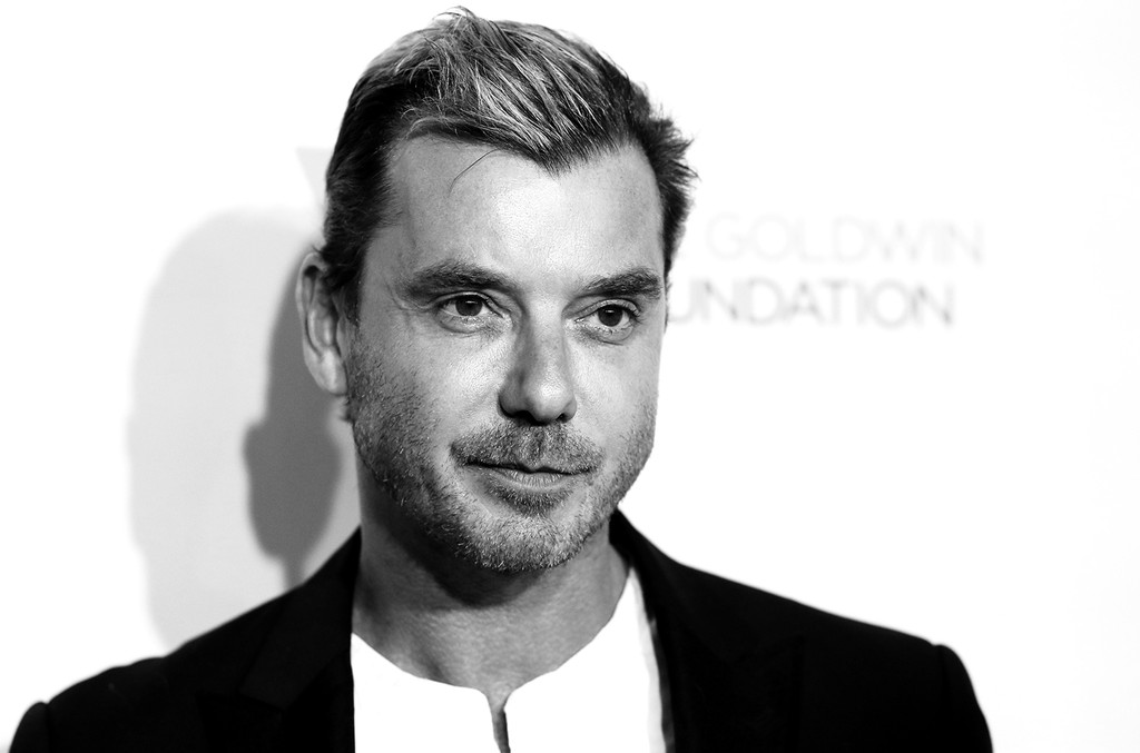 Gavin Rossdale attends the 4th Annual Wishing Well Winter Gala on Dec. 7, 2016 in Los Angeles.