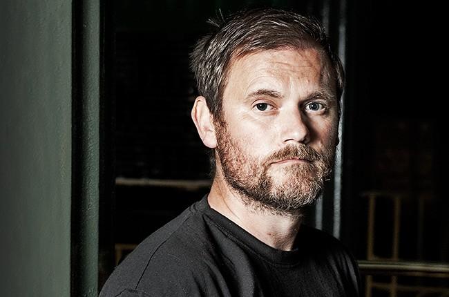 Geoff Barrow of Portishead