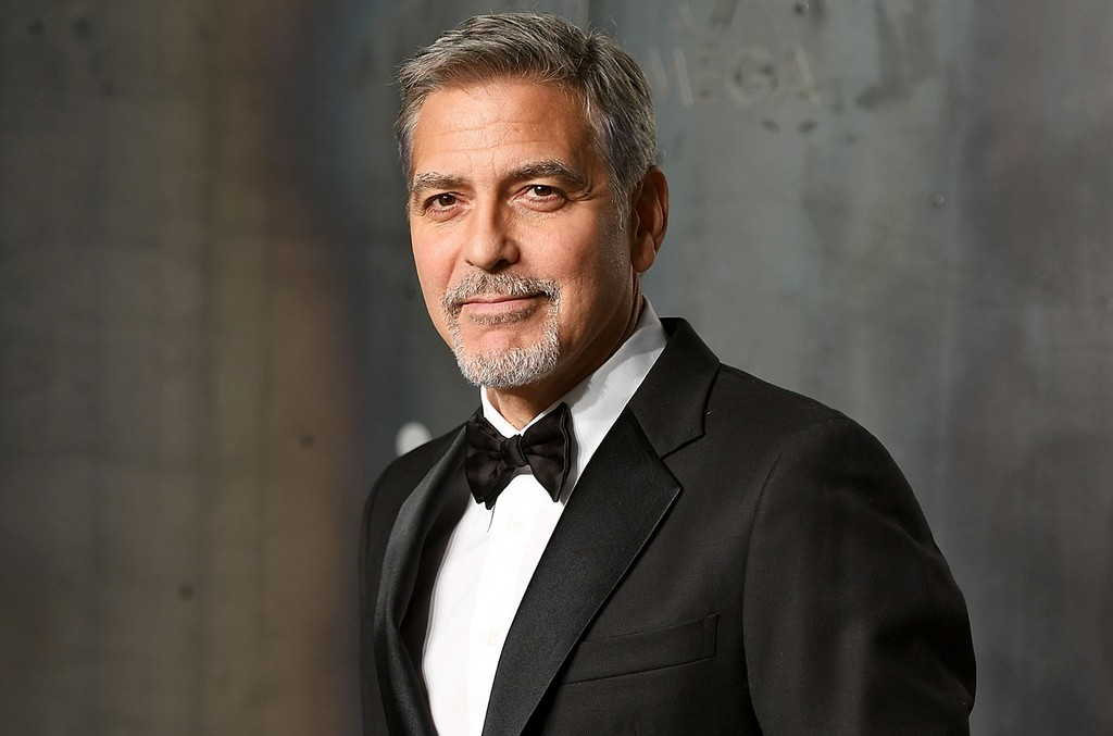 George Clooney, 2017