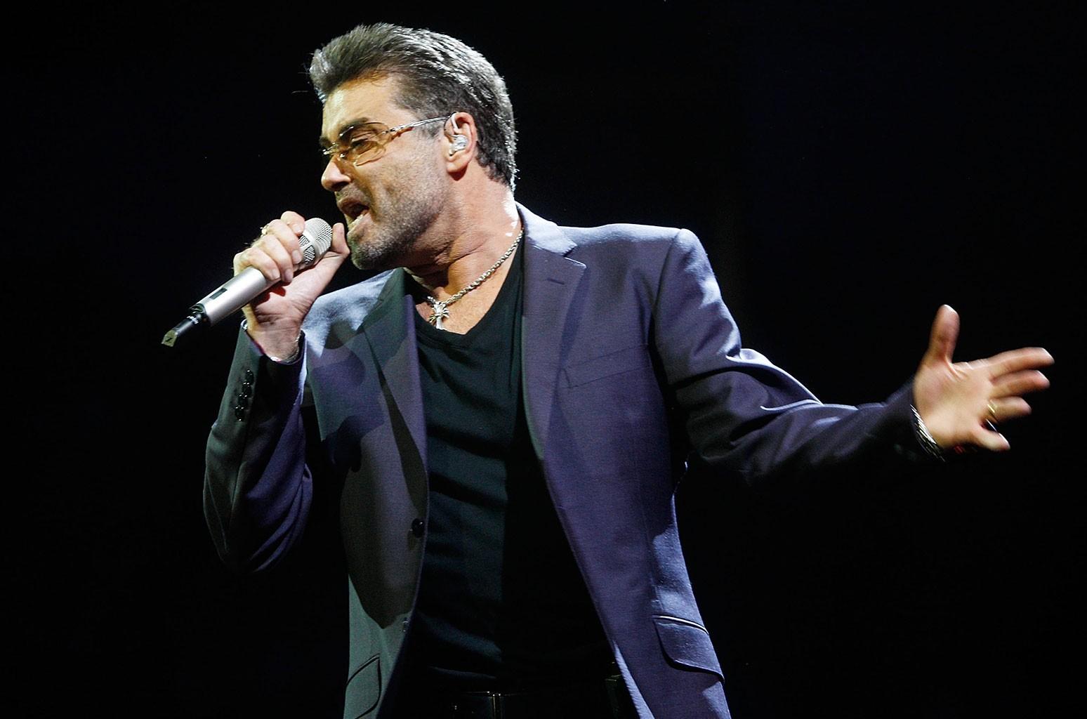 George Michael 2008
