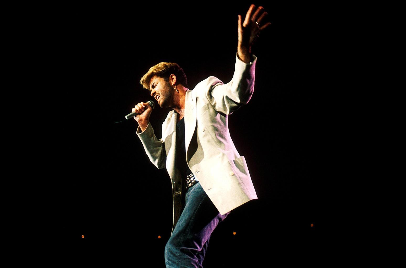 George Michael, 1988
