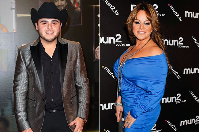 Jenni Rivera, Gerardo Ortiz