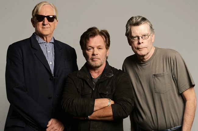 T Bone Burnett, John Mellencamp & Stephen King