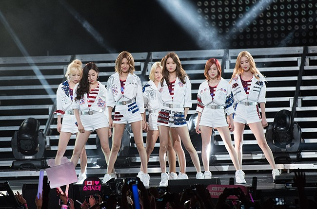 Girls' Generation 2015 K-Pop Festival