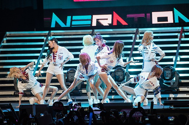 Girls' Generation 2015