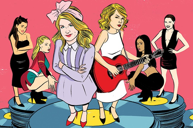 Is It A Blip Or Something Bigger? Women on the Billboard Hot 100