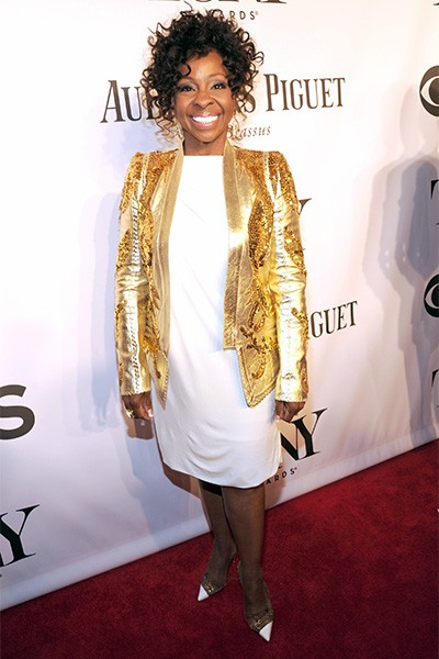 Gladys Knight attends the 68th Annual Tony Awards