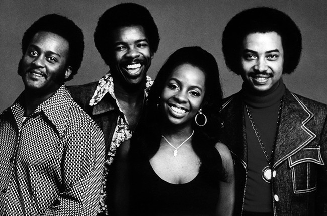 Gladys Knight & the Pips William Guest