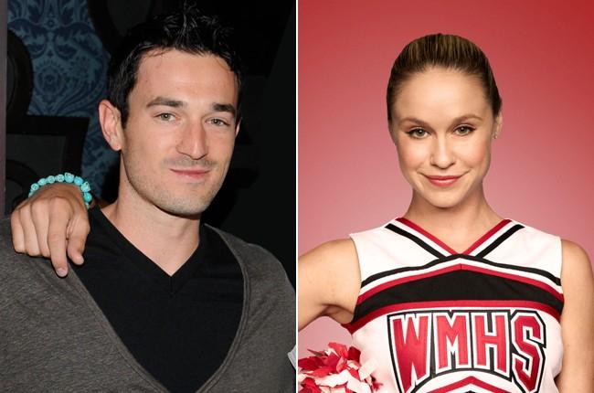Glee's Becca Tobin and boyfriend Matt Bendik