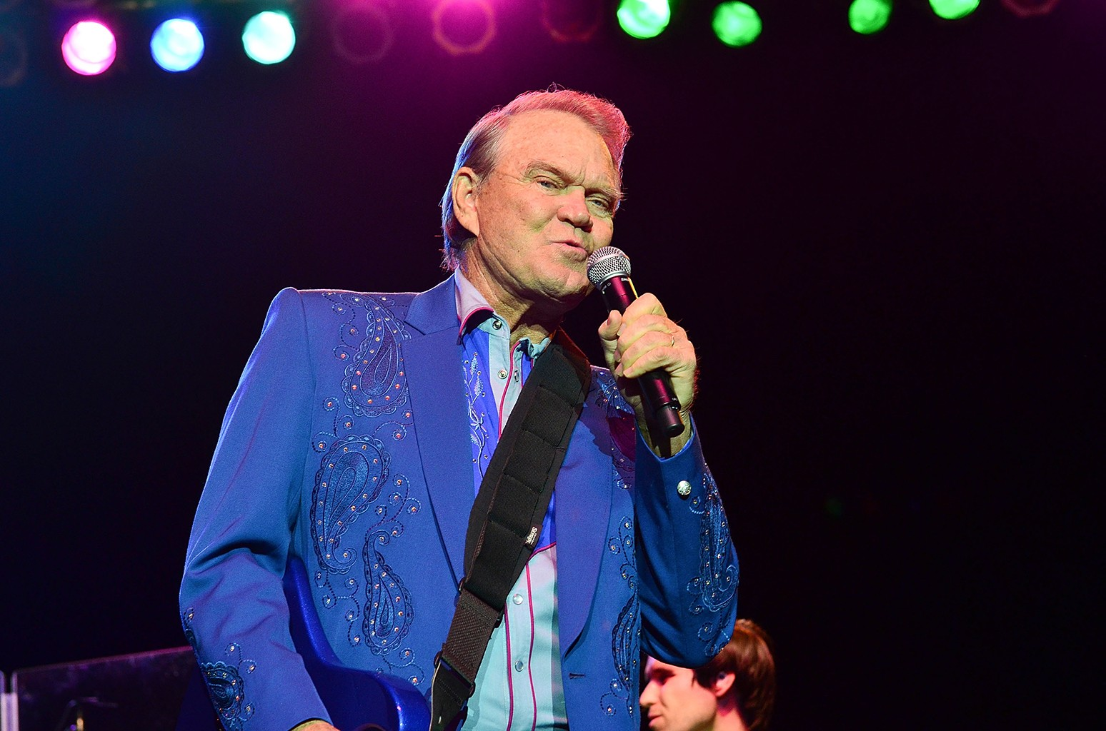 Glen Campbell in October 2012