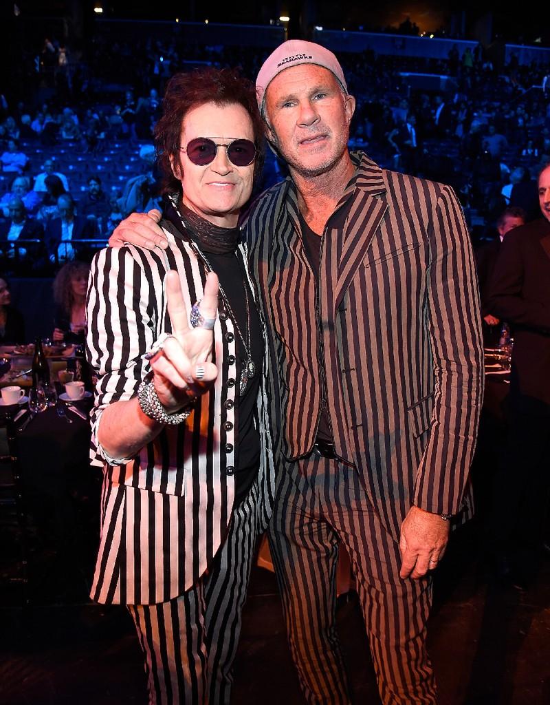 Glenn Hughes & Chad Smith