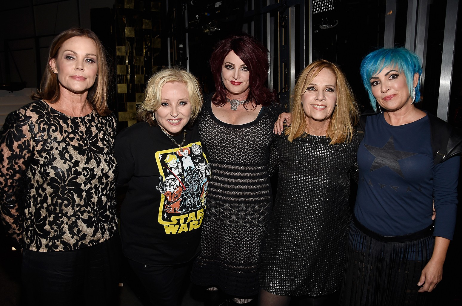 The Go-Go's attend the 2016 Billboard Music Awards