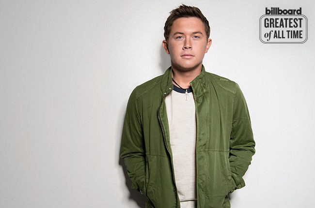 Scotty McCreery for Greatest of All Time