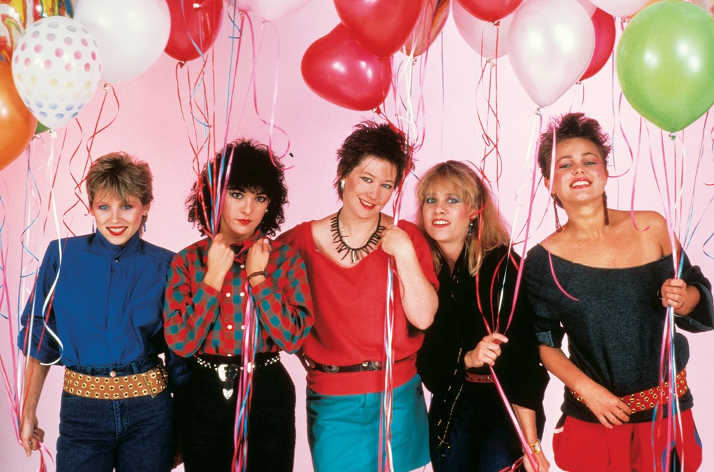 The Go-Go's Recall the Debauched Days of Their Hit 'We Got the ...