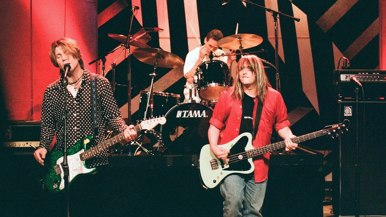 <p>Goo Goo Dolls perform on The Tonight Show with Jay Leno.&nbsp&#x3B;</p>