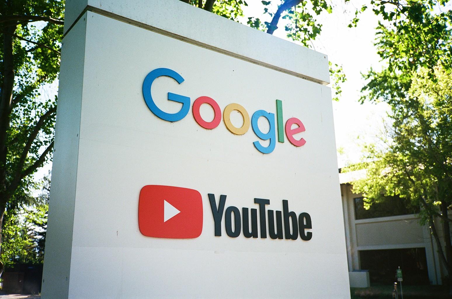youtube, google