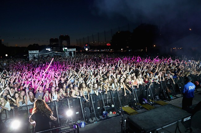 2015 Governors Ball Music Festival