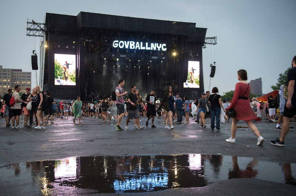 Governors Ball Music Festival 2016