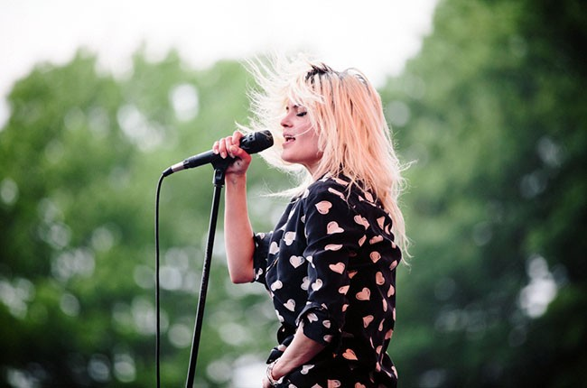 Alison, Mosshart, The Kills, Governors Ball