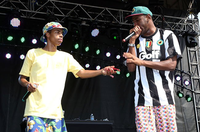 Earl Sweatshirt, Tyler the Creator, Governors Ball