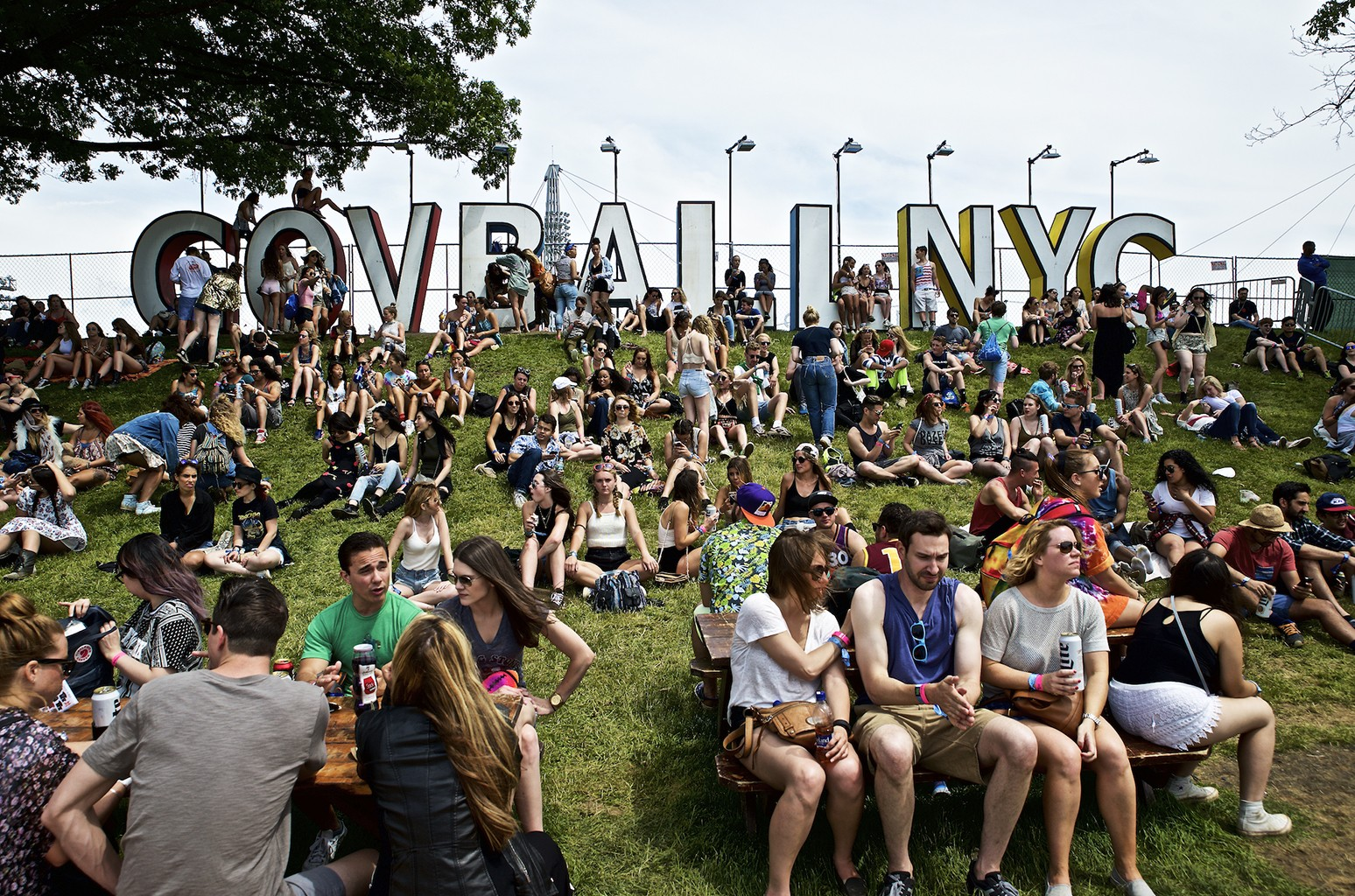 Governors Ball Music Festival at Randall's Island Park