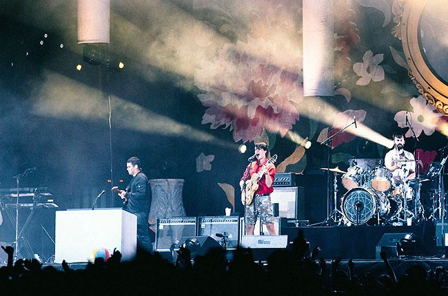 Vampire Weekend, Governors Ball
