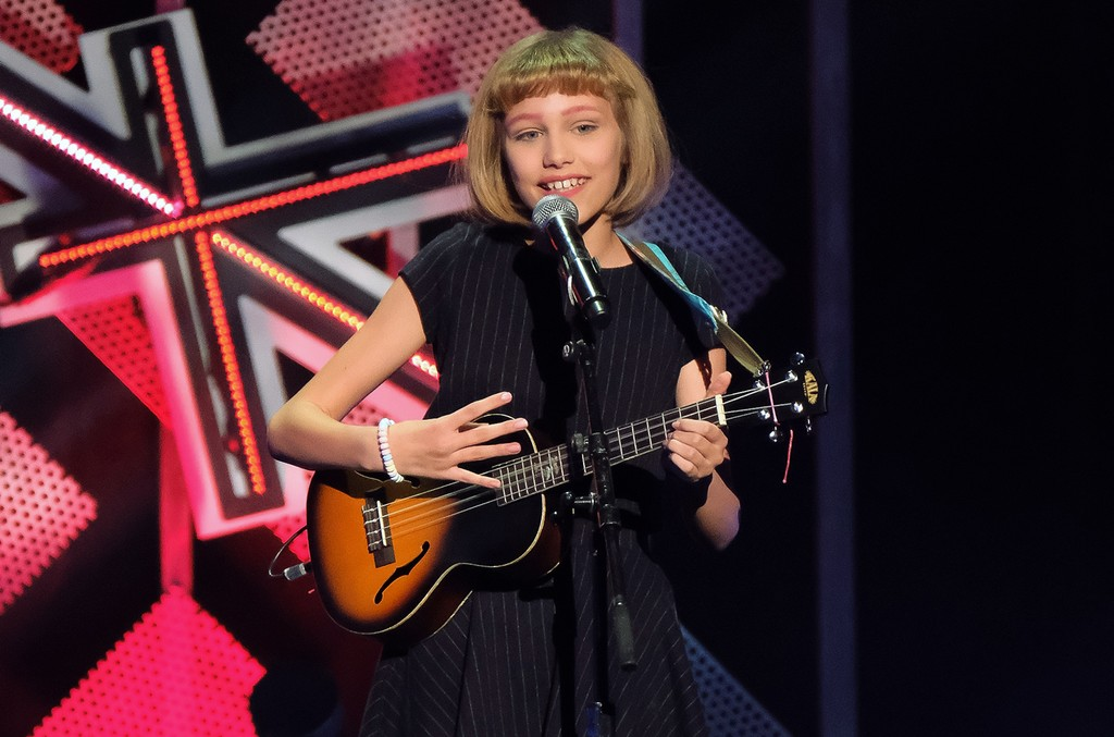 Grace VanderWaal performs onstage during Z100's Jingle Ball 2016 at Madison Square Garden on Dec. 9, 2016 in New York City.