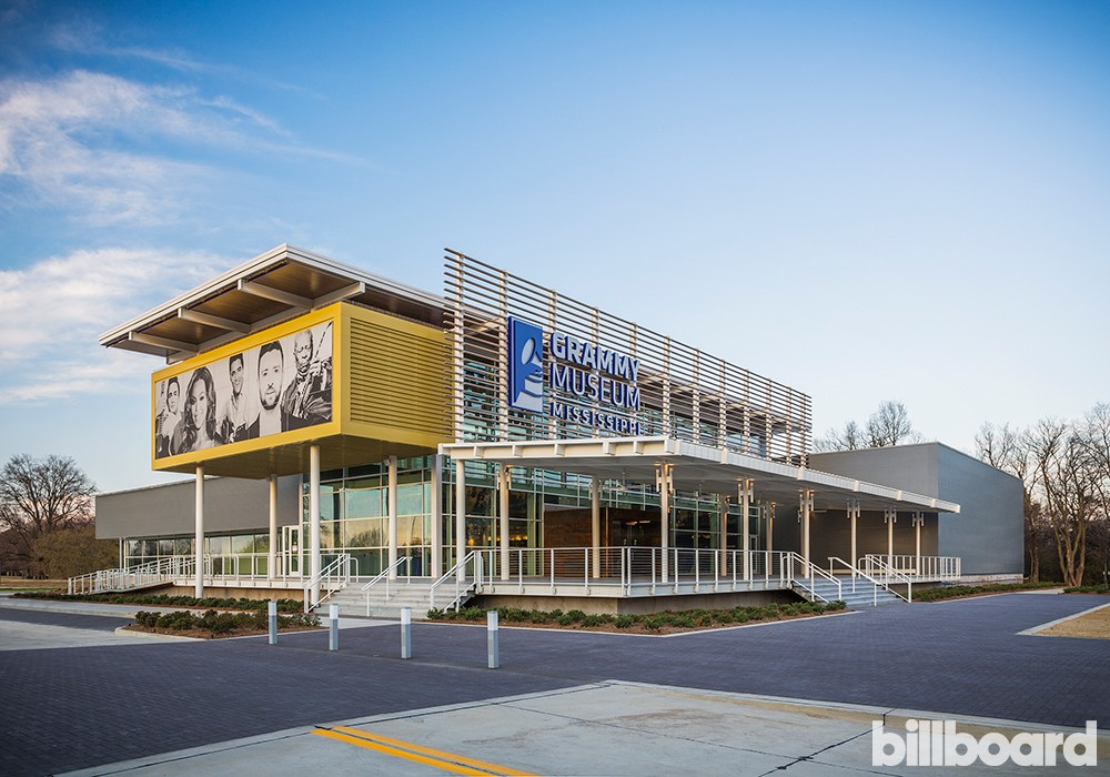 Grammy Museum Mississippi in Cleveland, Miss.