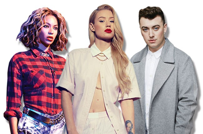 2015 Grammy Predictions