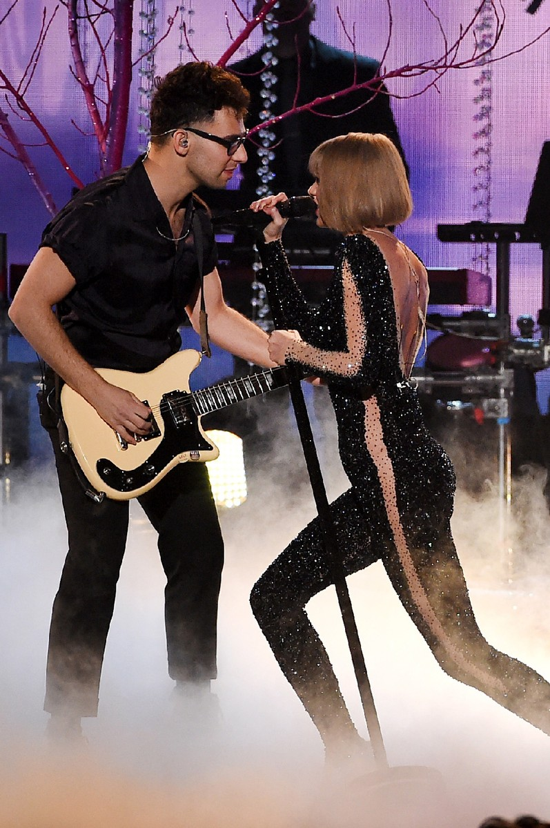 Jack Antonoff and Taylor Swift