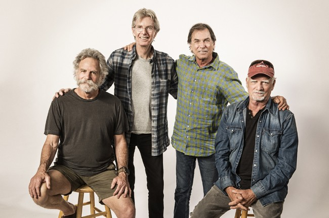 """""""Fare the Well"""" Grateful Dead at Levi's Stadium on June 27, 2015"""