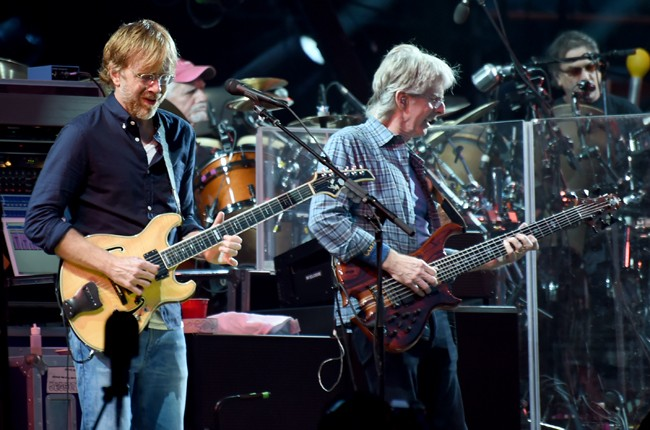 """""""Fare Thee Well, A Tribute To The Grateful Dead"""" on July 3, 2015 in Chicago"""