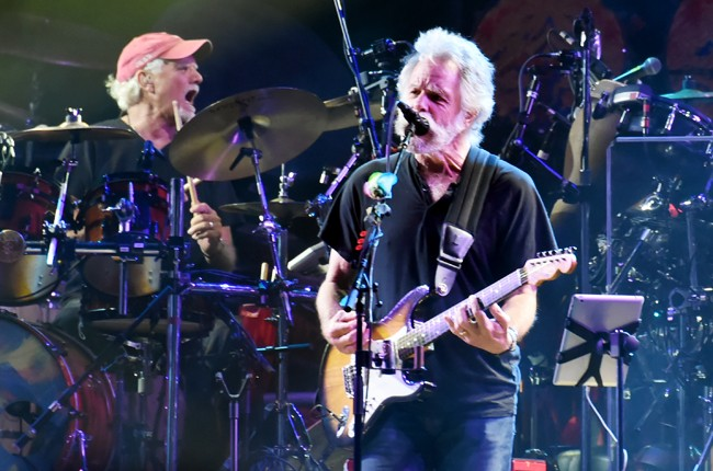 """Fare Thee Well, A Tribute To The Grateful Dead"" on July 3, 2015 in Chicago"