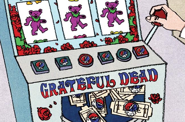 grateful dead illo