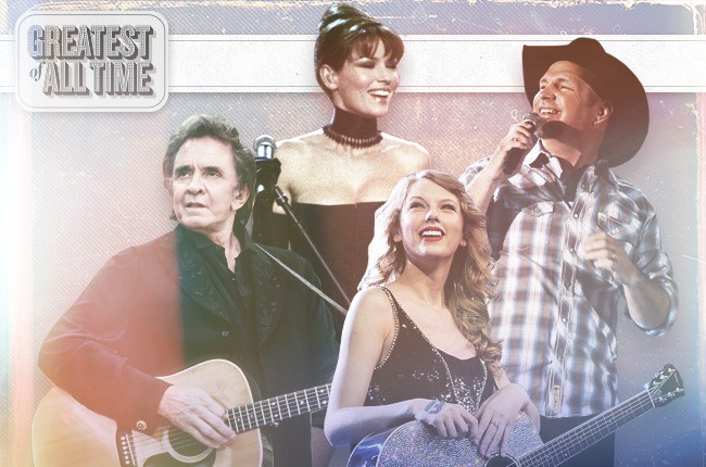 The 30 Greatest Country Artists of the Modern Era: Critics' Picks |  Billboard