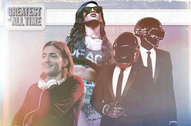 Top 50 EDM Love Songs of All Time
