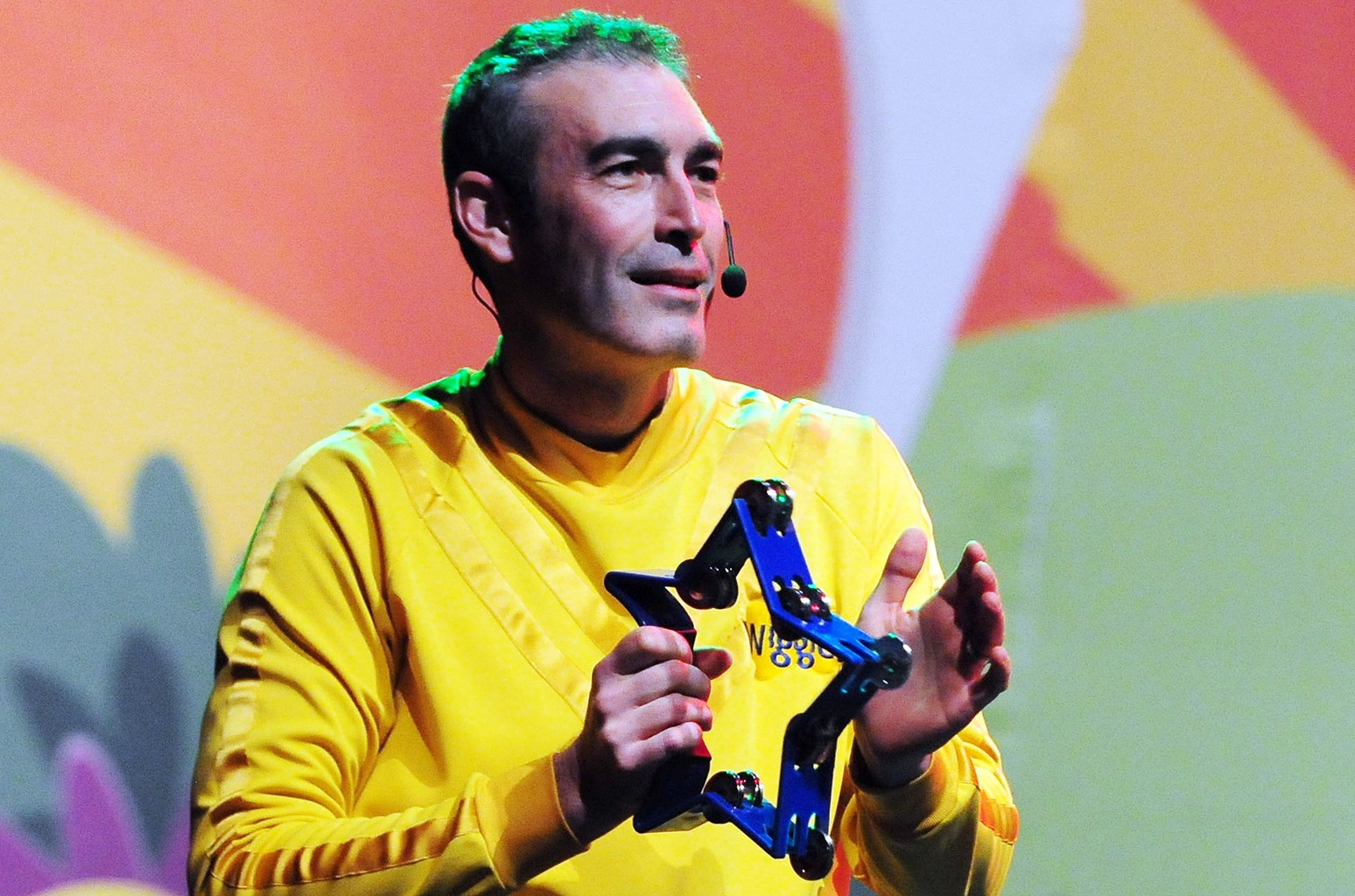 Greg Page of The Wiggles