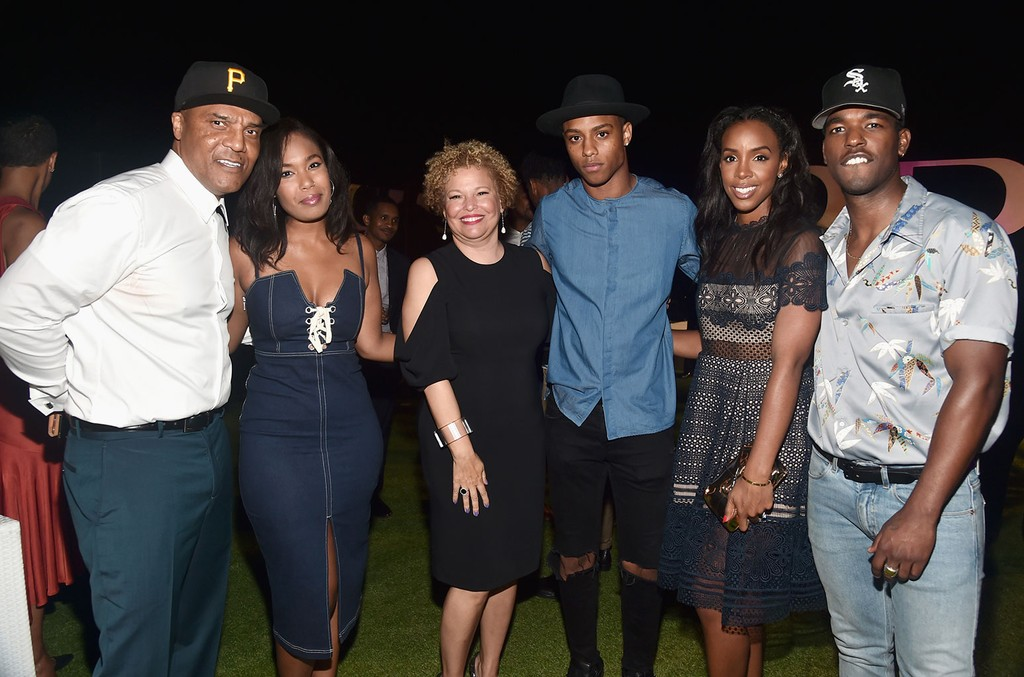 Frank Gatson Jr., Ava Coleman, Debra L. Lee, Keith Powers, Kelly Rowland, & Luke James