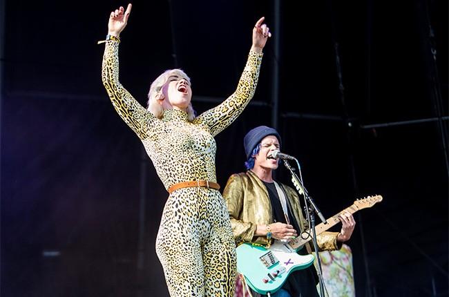 Grouplove at Lollapalooza 2014