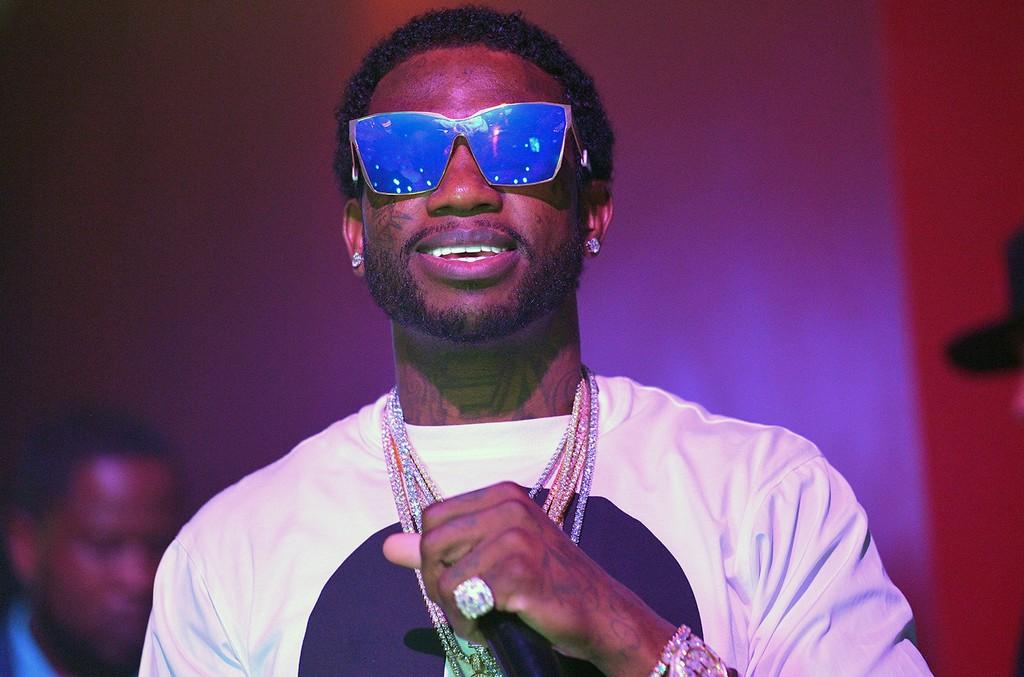 Gucci Mane in Atlanta