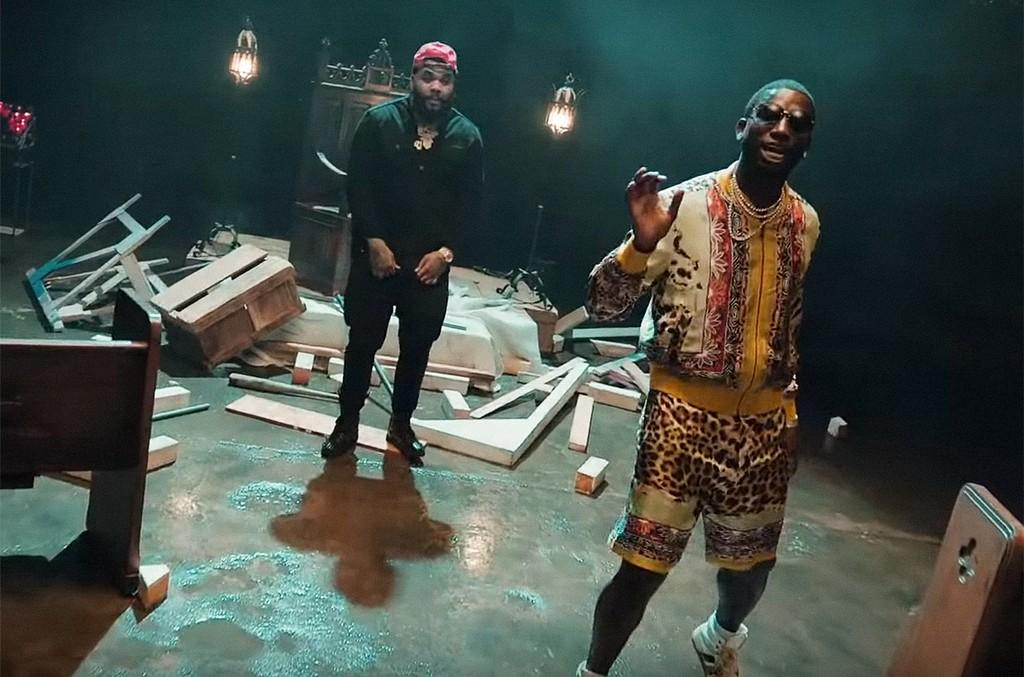 "Gucci Mane ft. Kevin Gates, ""I'm Not Goin'"""